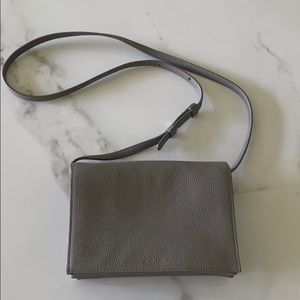 Auxiliary Crossbody Bag from Aritzia 100% Leather